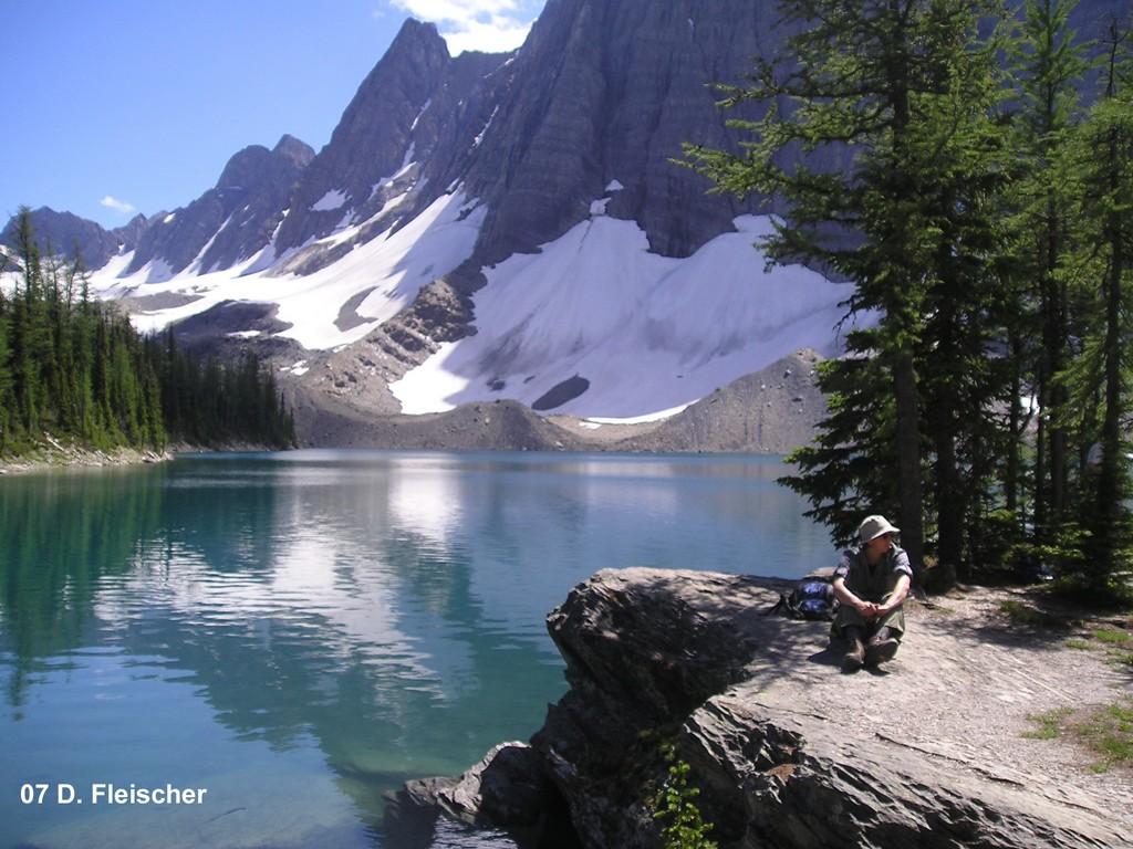 Randonnée Lac Louise