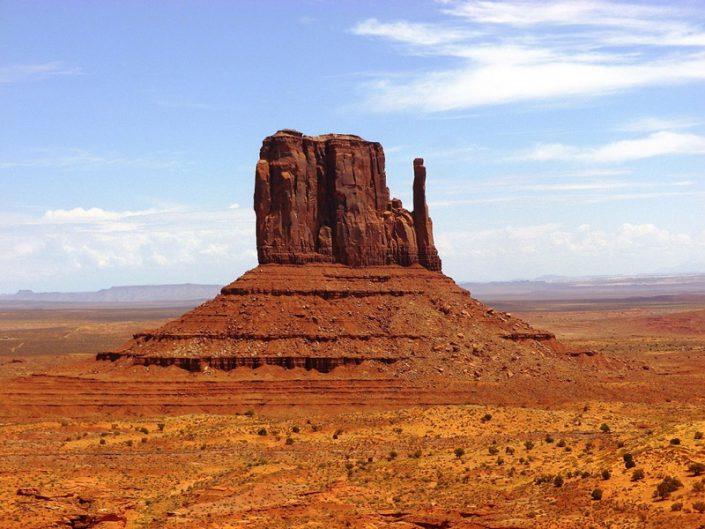 USA : Les déserts
