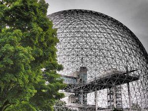 Biosphère Canada Montréal Québec