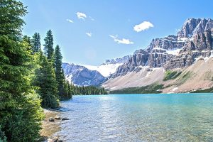 Montagne, Jasper, Alberta, Canada
