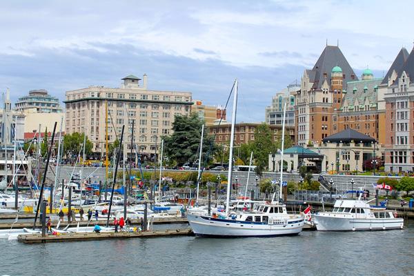 Victoria, Ile de Vancouver, Canada